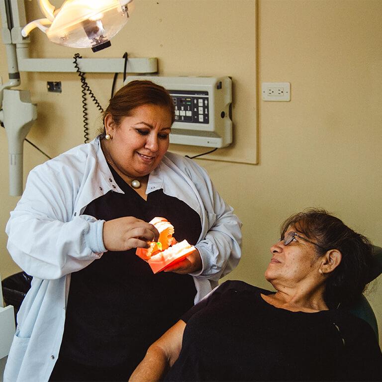 Dr. Patricia Rivera Jiandres