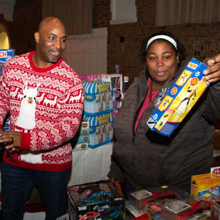 St. Louis Dream Center Christmas Store